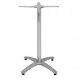 Bolero Aluminium Poseur Table Base