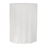 ZOWN Cocktail80 Table Plain Cover White