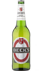 Becks (24x 275ml Bottles)