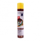 Cif Pro Formula Wood Furniture Polish Ready To Use 400ml (6 Pack)