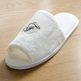 Luxury Plush Slippers (100 Pairs)
