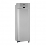 Gram Eco Plus 1 Door 610Ltr Freezer Vario Silver F 70 RAG C1 4N