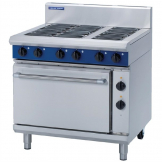 Blue Seal Evolution Electric 6 Element Oven Range E506D