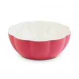 APS+ Lotus Bowl Red and White 130mm