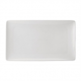 Utopia Pure White Rectangular Plates 210 x 350mm (Pack of 6)