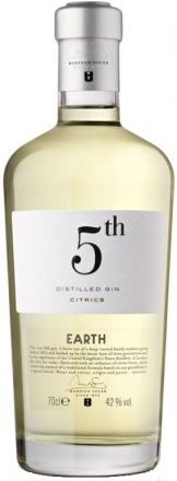 5th Gin - Earth (70cl Bottle)
