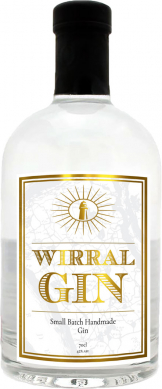 Wirral Distillery - Wirral Gin (70cl Bottle)