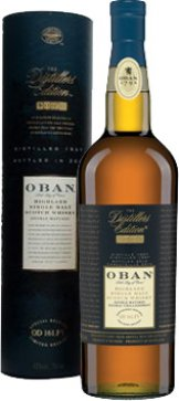 Oban - Distillers Edition 1999 (70cl Bottle)