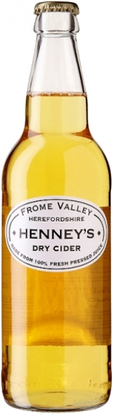 Image of Henney's - Dry Cider