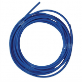 "Blue 1/4"" Tubing For Water Boiler - 1000mm"