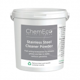 ChemEco Stainless Steel Cleaner Powder 1kg (Pack of 4)