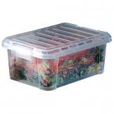 Araven Food Storage Container with Lid 14Ltr