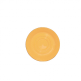 Steelite Carnival Sunflower Saucers 117mm (Pack of 12)