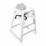 DL833 - Bolero Wooden Highchair (Antique White)