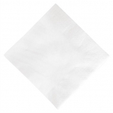 Duni Compostable Lunch Napkins White 330mm (Pack of 1000)