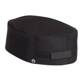 Chef Works Double Rimmed Beanie Black
