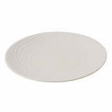 Revol Arborescence Round Plate Ivory 280mm (Pack of 6)