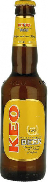 Keo Beer (6x 630ml Bottles)