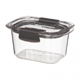 Sistema Brilliance Rectangular Storage Container 380ml