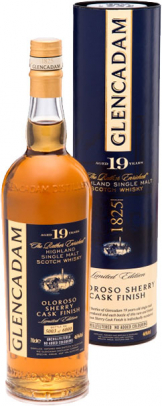 Glencadam - 19 Year Old Olorosso Sherry (70cl Bottle)