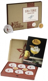 The Spice Pioneer - Gin & Tonic Garnishes (Garnish Box)