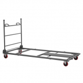 ZOWN Expandable Table Trolley 20 Pieces