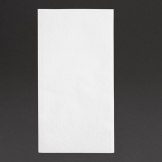 Fiesta Lunch Napkins White 330mm (Pack of 2000)