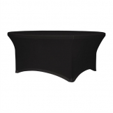 ZOWN Planet180 Table Stretch Cover Black