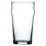 Arcoroc Nonic Beer Glasses 570ml CE Marked (Pack of 48)