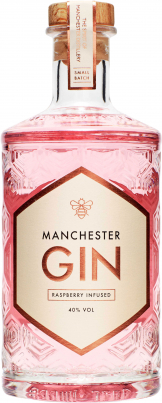 Manchester Gin - Raspberry Infused (50cl Bottle)