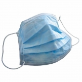 Aumacom EN14683 3-Ply Surgical Face Masks Type 2R (Pack of 50)