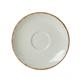Steelite Brown Dapple Saucers 150mm (Pack of 36)