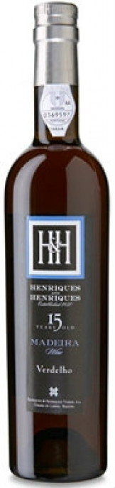 Henriques and Henriques - Sercial 15 Year Old (50cl Bottle)