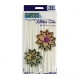 PME Lollipop Sticks (Pack of 35)