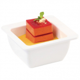 "APS Apart 6"" Melamine Square Bowl"