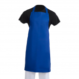 Whites Bib Apron Royal Blue