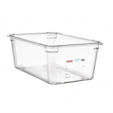 Araven Polycarbonate 1/1 Gastronorm Food Container 25.3Ltr