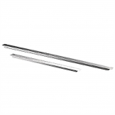 Vogue Stainless Steel Gastronorm Adaptor Bar 325mm