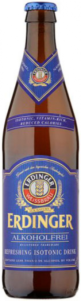 Erdinger - Alkoholfrei (Alcohol Free) (12x 500ml Bottles)