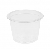 Vegware Compostable Cold Portion Pots 28ml / 1oz (Pack of 5000)