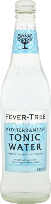 Image of Fever Tree - Mediterranean Tonic Water