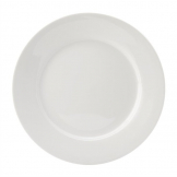 Utopia Titan Winged Plates White 310mm (Pack of 6)