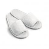 Comfort Langley Open Toe Flipflop White (100 pcs)