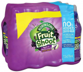 Robinsons - Fruit Shoot Apple and Blackcurrant (12x 275ml Bottles)