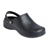 Slipbuster SJ Chef Clog Black 46
