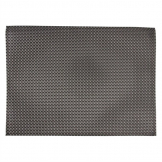 APS PVC placemat Silver And Grey