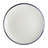 Olympia Brighton Coupe Porcelain Plate 280mm (Pack of 4)