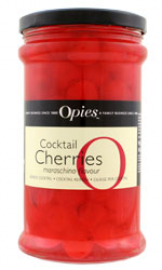 Opies - Cocktail Cherries Without Stems (950g Jar)