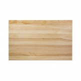 Bolero Pre-drilled Rectangular Table Top Natural 1100 x 700mm