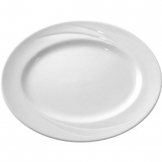 Steelite Alvo Oval Venitia Dishes 280mm